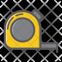 Tape Measure Roulette Icon