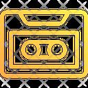 Tape Cassette Volume Up Increase Volume Icon