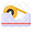 Tape Adhesive Tape Tape Dispenser Icon