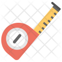 Tape Measure Meter Icon