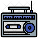 Tape Player Icon
