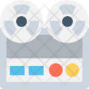 Reel To Tape Icon
