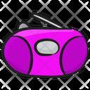 Tape Recorder Audio Recorder Sound Recorder Icon