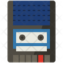 Tape Recorder Cassette Player Cassette Recorder Icon