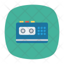 Tape Recorder Audio Icon