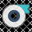 Strap Roll Tape Icon