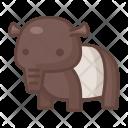 Tapir Animal Wild Icon