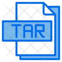 Tar File File Type Icon