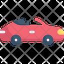 Transportation Vehicle Machine Icon