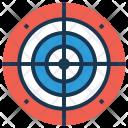 Target Focus Eye Icon