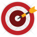 Target Seo Business Icon