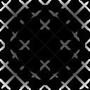 Reticle Scope Focus Icon