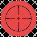 Target Focus Range Icon