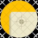 Target Range Focus Icon