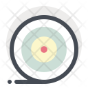 Target Illusion Dartboard Icon