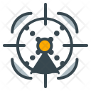 Action Target Aim Icon