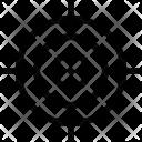 Target Crosshair Aiming Icon