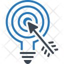 Marketing Strategy Target Icon