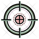 Assassinate Target Shooting Icon