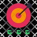 Target List Arrow Icon