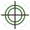 Target Focus Accuracy Icon