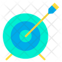 Goal Aim Strategy Goal Icon