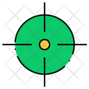 Target Focus Targeted Icon