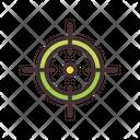 Target Focus Aim Icon