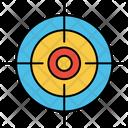 Target Focus Focused Icon