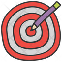 Business Target Goal Business Goal Icon