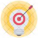 Target Focus Arrow Icon