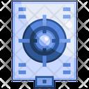 Target Aim Mission Icon