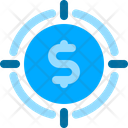 Target Goal Money Icon