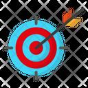 Target Design Thinking Icon