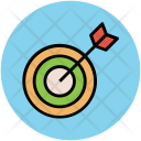 Target Archery Business Icon