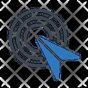 Target Focus Cursor Icon