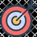 Seo Target Focus Icon