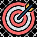 Target Goal Archer Icon