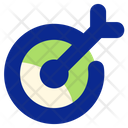 Target Arrow Strategy Icon