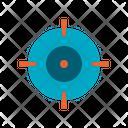 Dart Dartboard Accuracy Icon