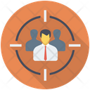 Target Team Group Icon