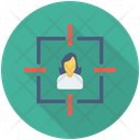 Target Goal Account Icon