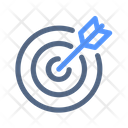 Target Dart Arrow Icon