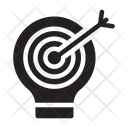 Target Idea Goal Icon