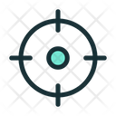 Focus Target Goal Icon