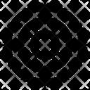 Target Round Circle Icon