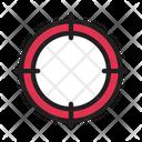 Target Focus Goal Icon