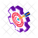 Target Processing Strategy Icon