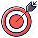 Target Arrow Targeting Icon