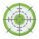 Target Scope Balstic Icon